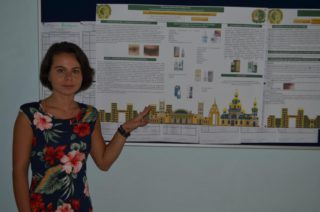 Participation of postgraduate students in the scientific-practical conference in Odessa