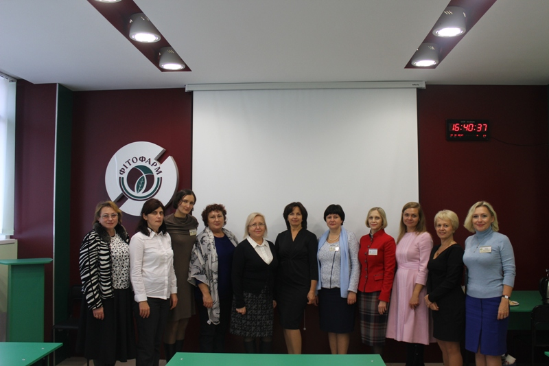 Meeting of the support chairs