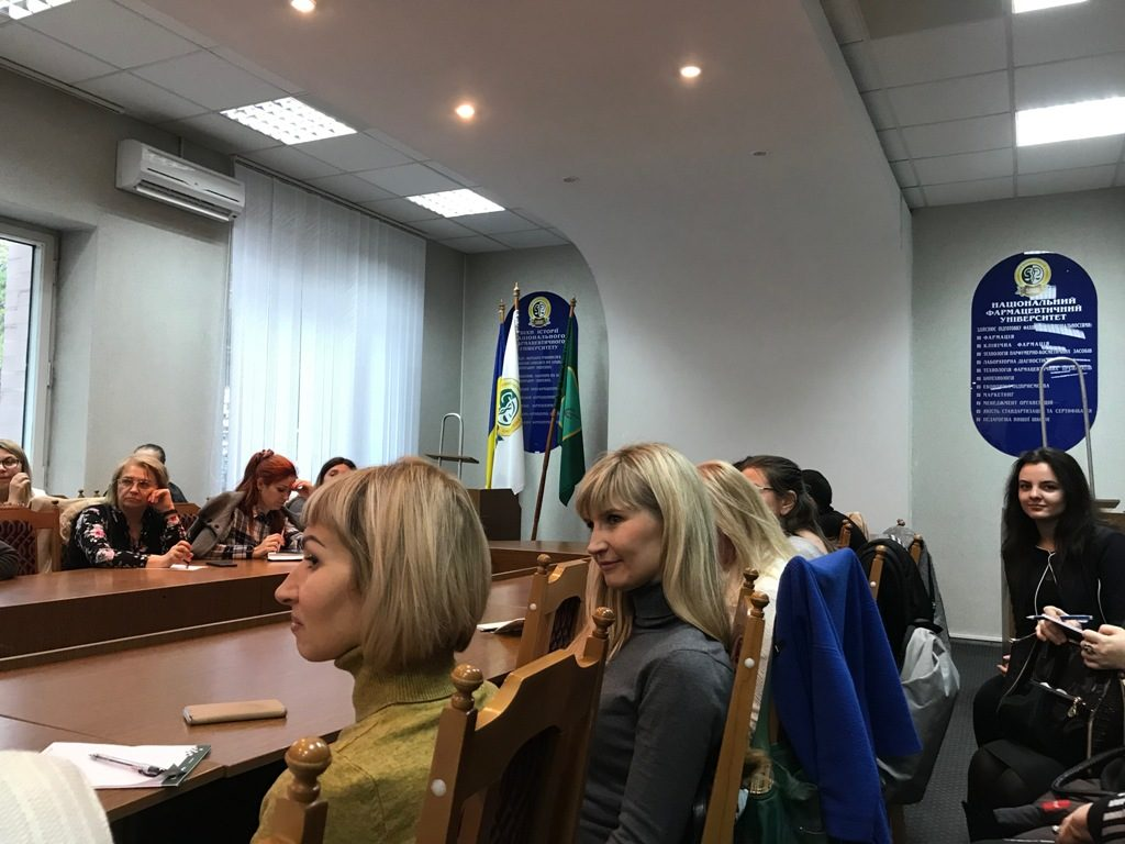 On 10.10.2019 at 16:00 a meeting of the curators of academic groups of students of 1-3 courses took place.