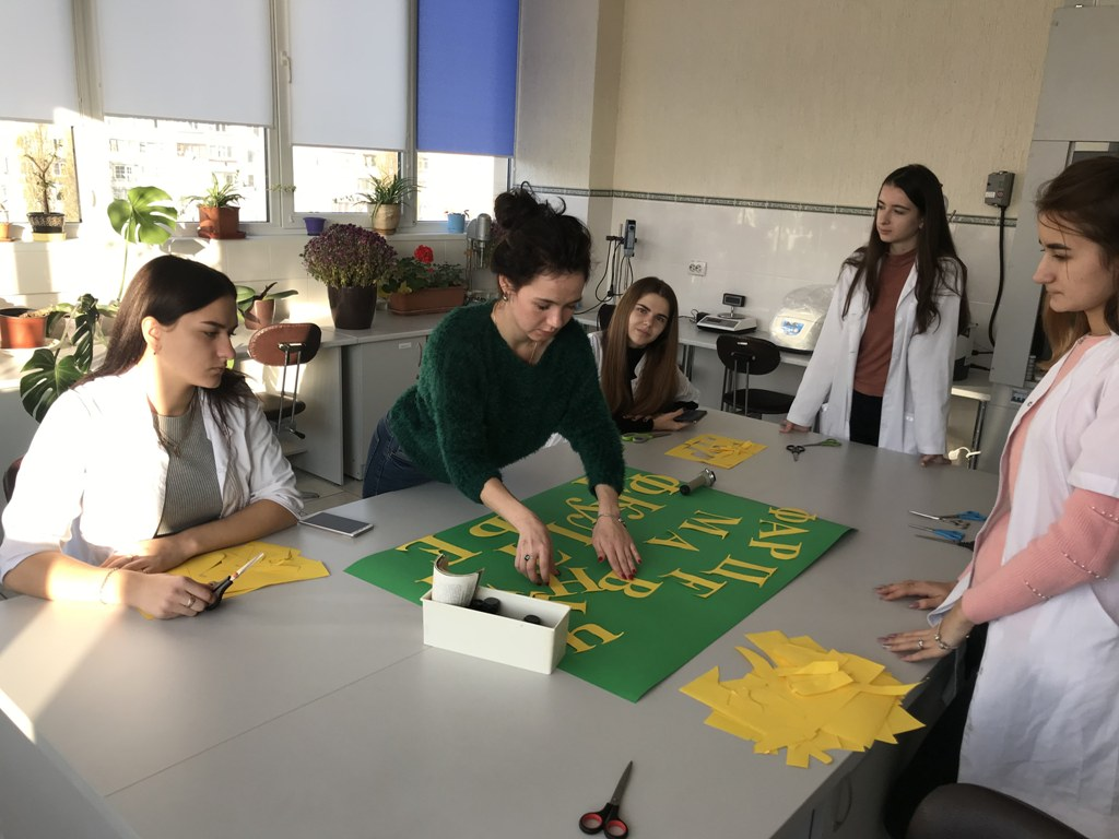 """On November 14, 2019 the intellectual and creative competition """"The battle of faculties"""" took place."""