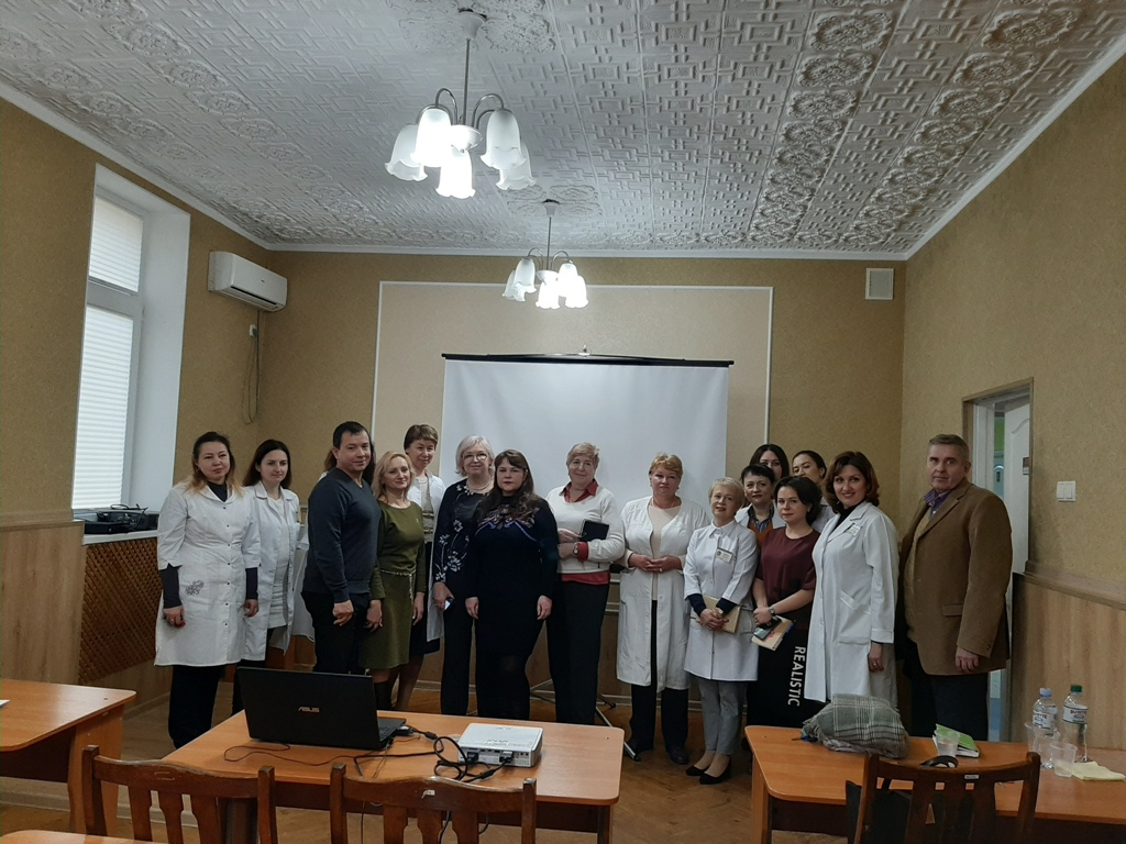 On December 11, 2019 a scientific and practical seminar was held