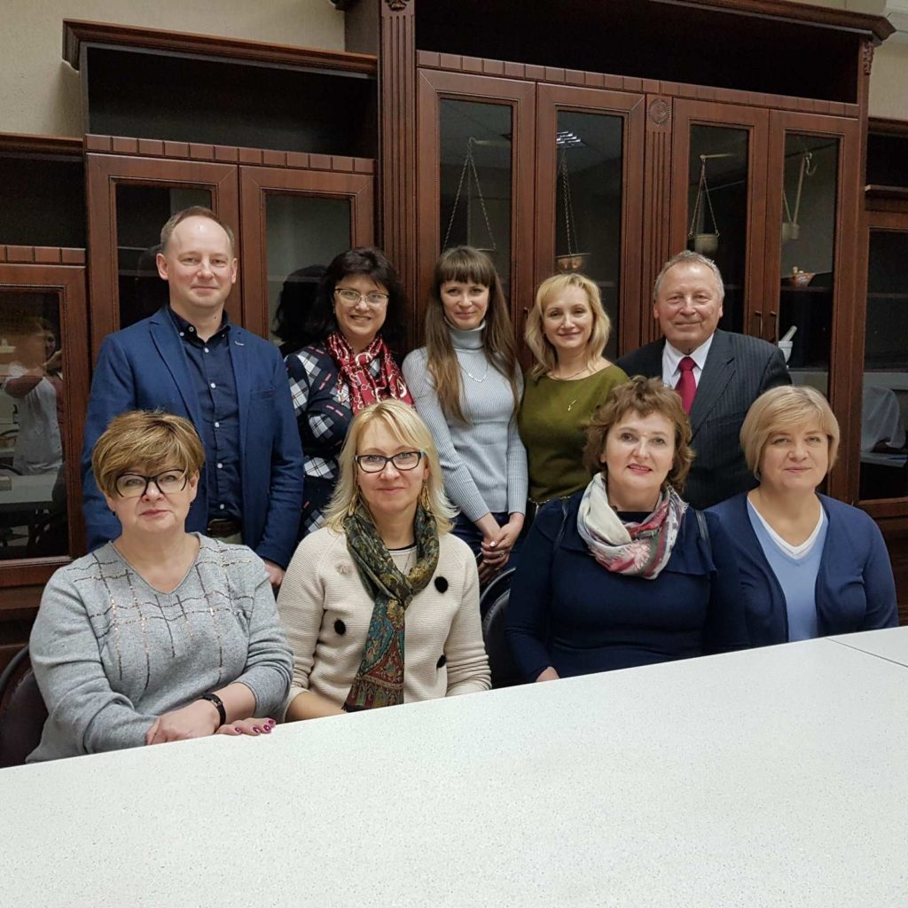 Meeting with the Lithuanian delegation