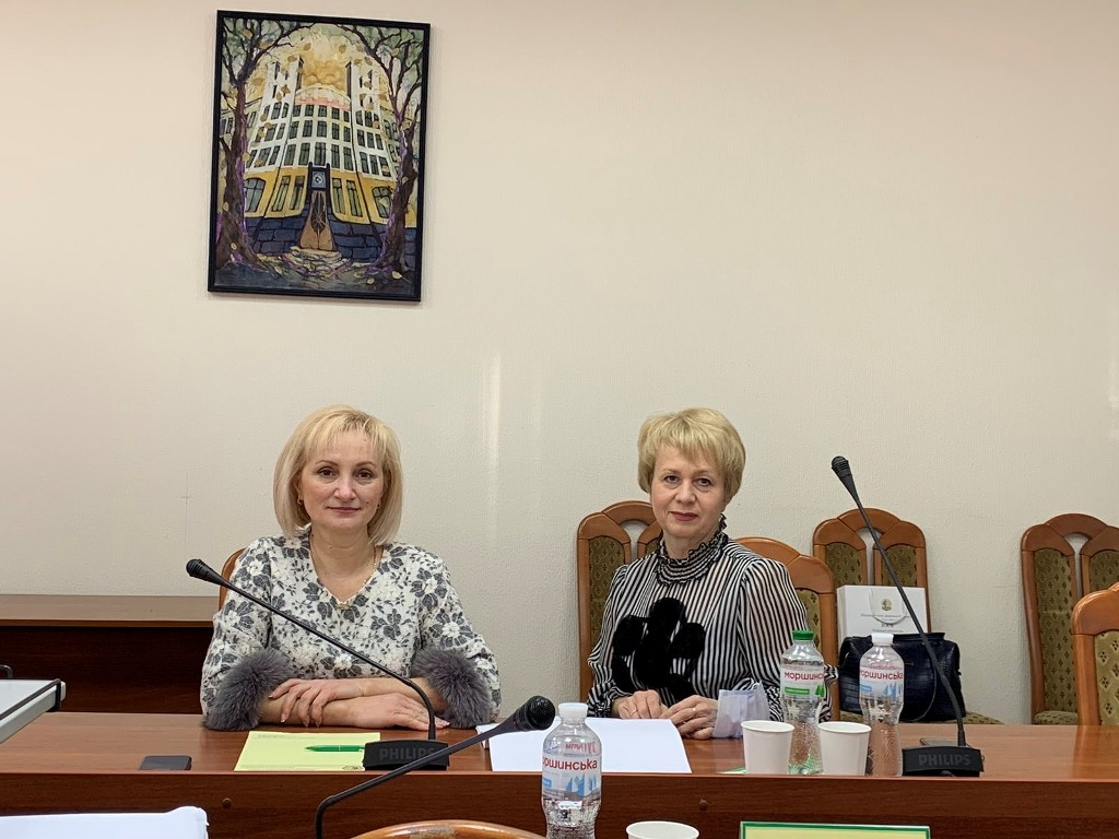 Congratulations to the associate professor of the Department of Pharmaceutical Technology of Drugs, Zuikina Svitlana Sergiivna, and her scientific adviser, Ph.D. Doctor of Pharmaceutical Sciences, Professor Vyshnevskay Liliia Ivanivna with the defense