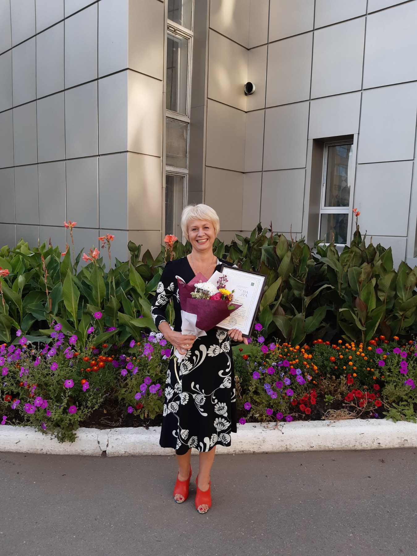 On September 17, 2021 assoc. prof. Zuikina S. S. was awarded with a Diploma of the Department of Health.